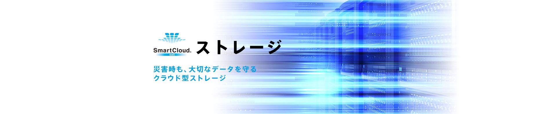 SmartCloud  ストレージ イメージ